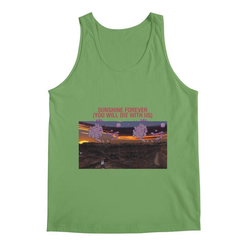 sunshine forevr Men's Tank by Undying Apparel Shop