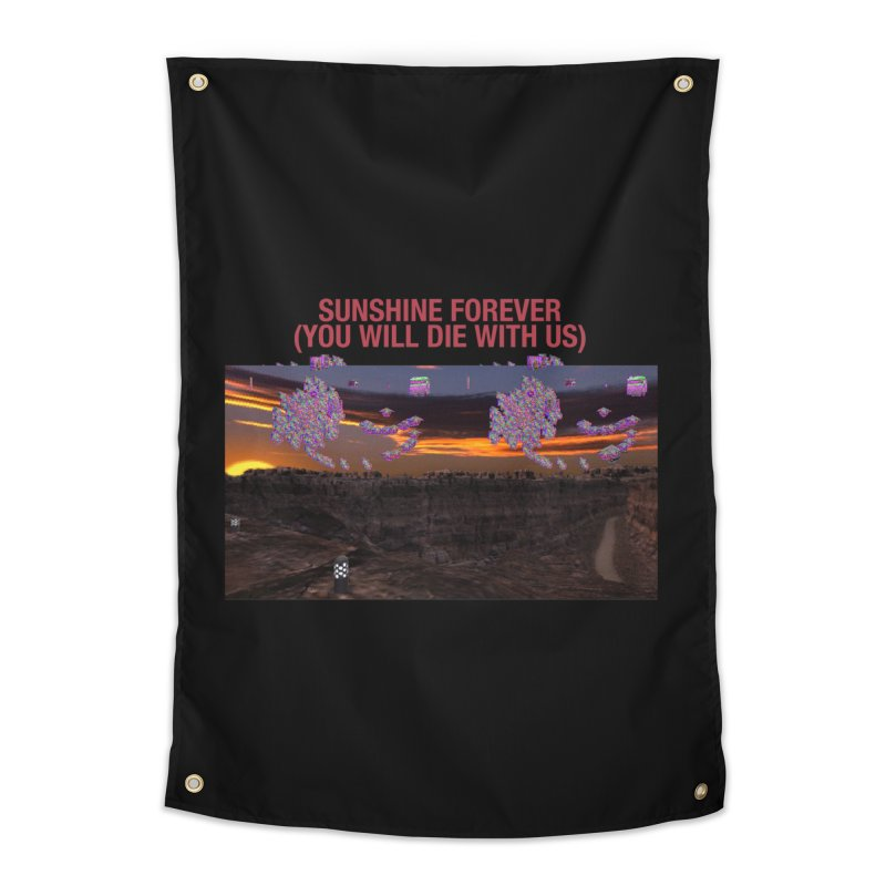 sunshine forevr Home Tapestry by Undying Apparel Shop