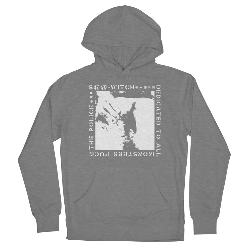 crass sea-witch design Women's Pullover Hoody by Undying Apparel Shop