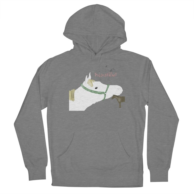 beautiful Men's French Terry Pullover Hoody by Undying Apparel Shop
