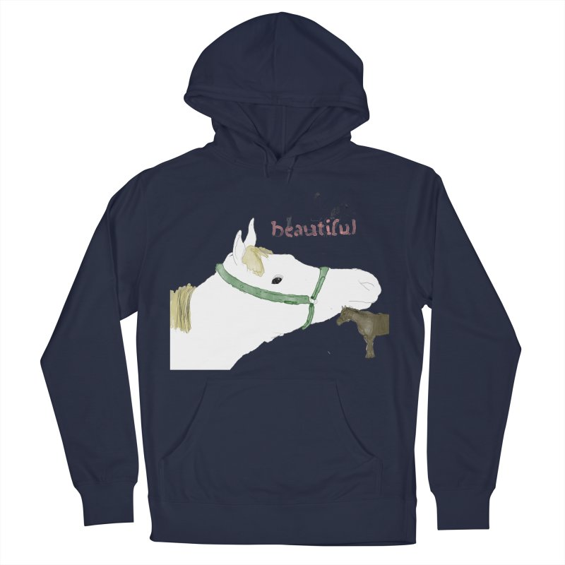 beautiful Men's Pullover Hoody by Undying Apparel Shop