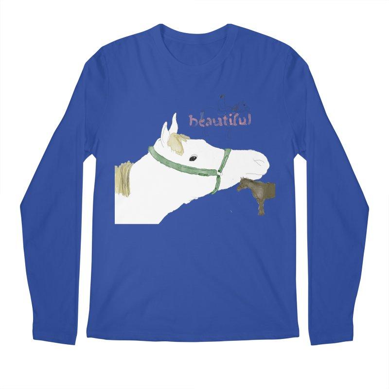 beautiful Men's Regular Longsleeve T-Shirt by Undying Apparel Shop