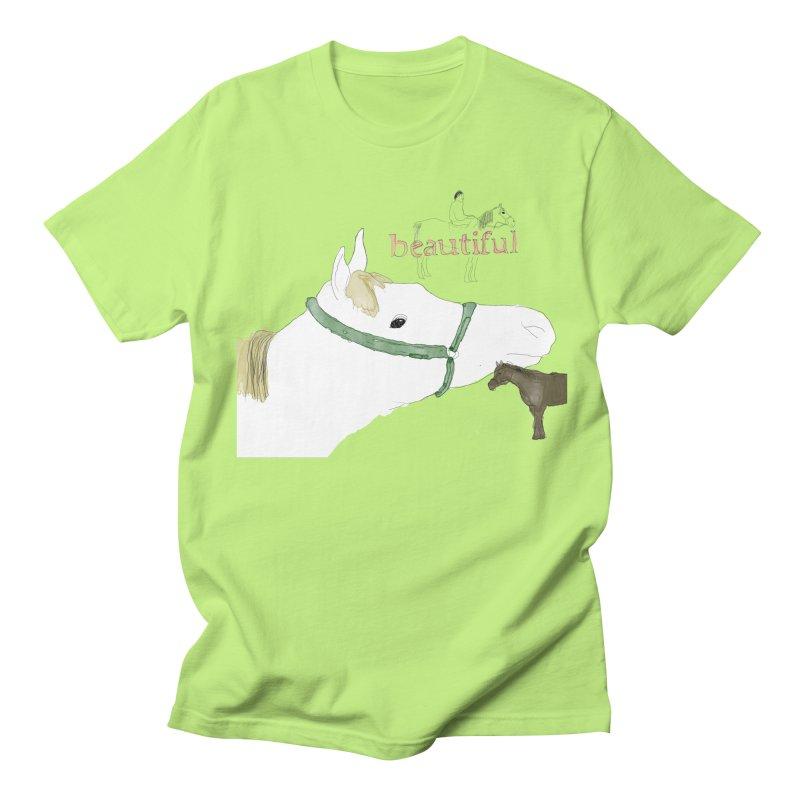 beautiful Women's Regular Unisex T-Shirt by Undying Apparel Shop