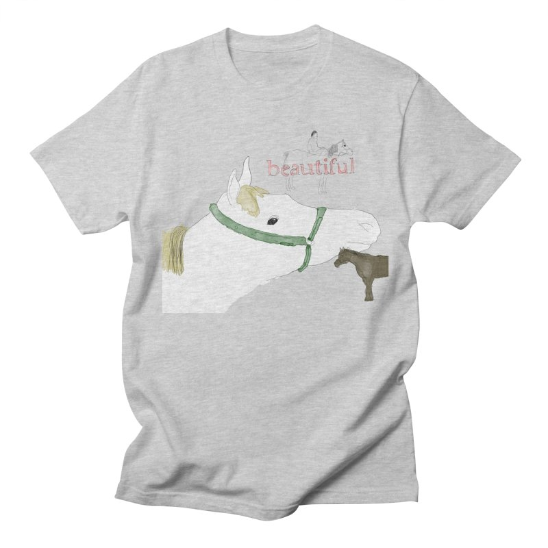 beautiful Men's T-Shirt by Undying Apparel Shop