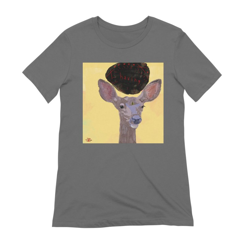 having Women's T-Shirt by Undying Apparel Shop