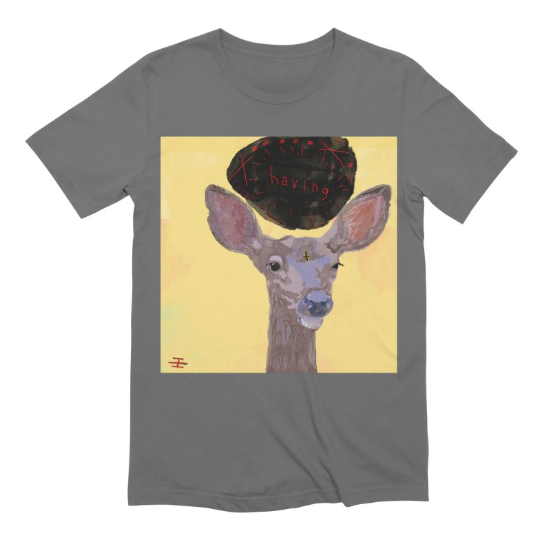 having Men's T-Shirt by Undying Apparel Shop