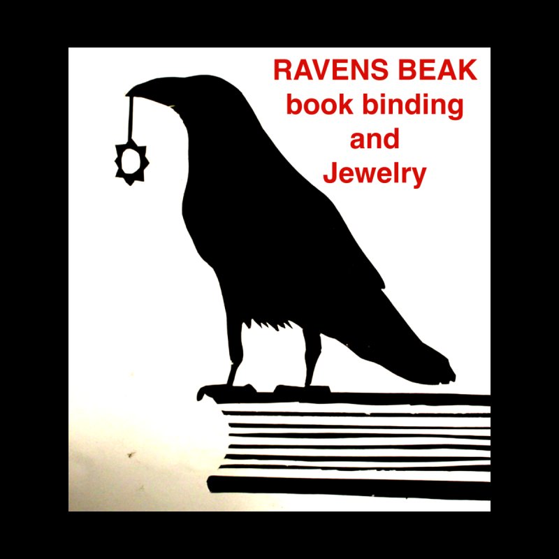 Ravens Beak Company Logo Design by