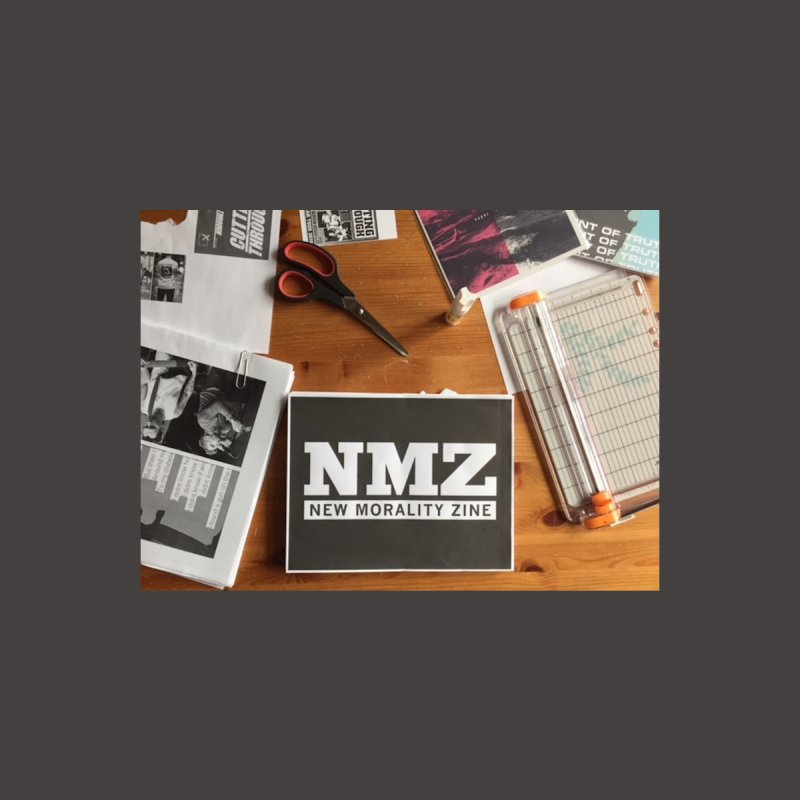 NMZ Issue 5 by New Morality Zine