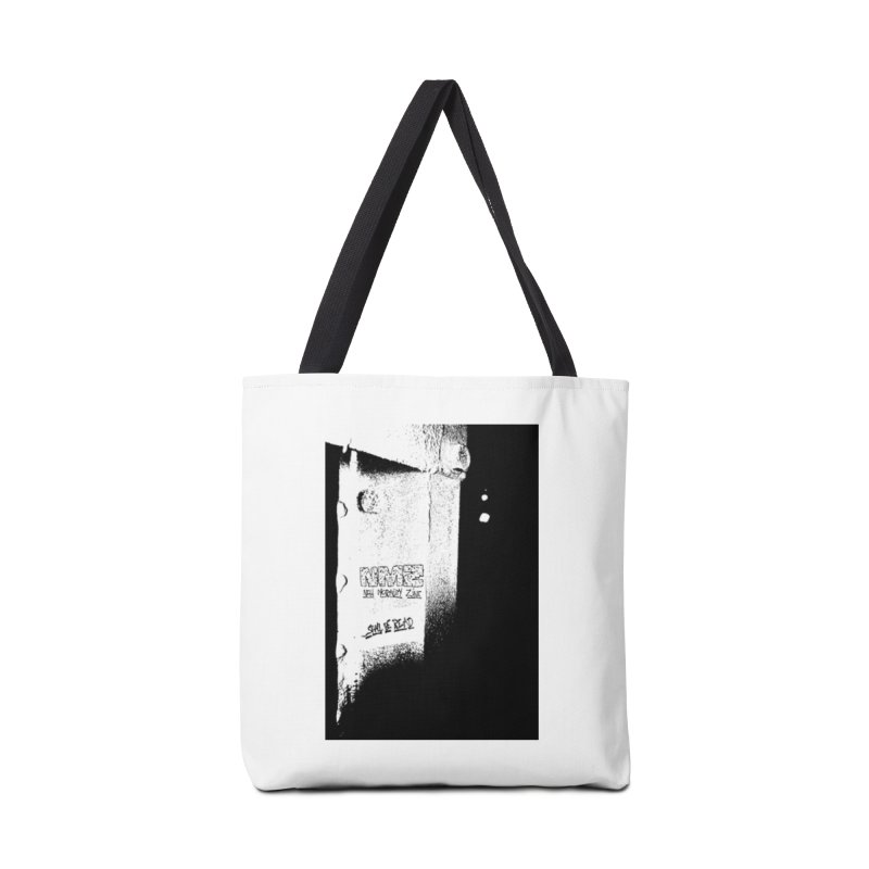 NMZ Issue 3 Accessories Tote Bag Bag by New Morality Zine