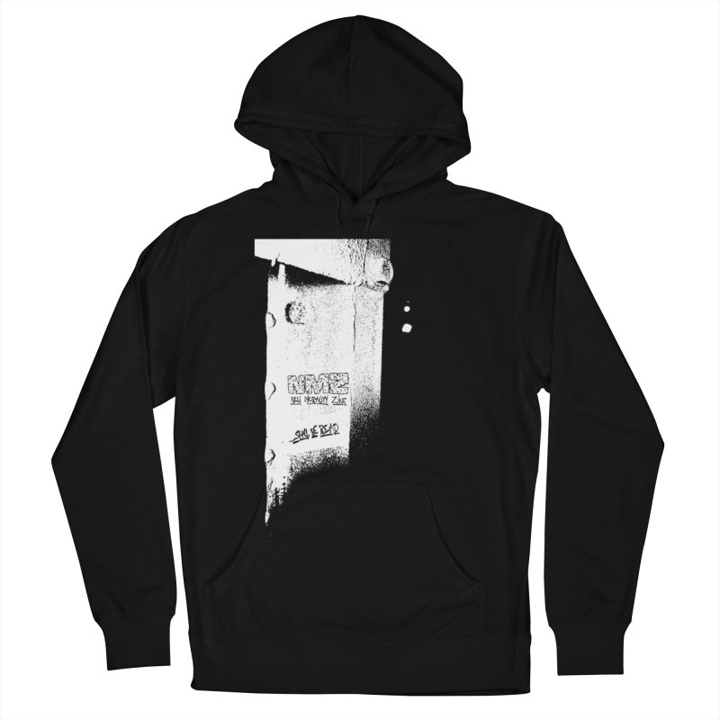 NMZ Issue 3 Men's French Terry Pullover Hoody by New Morality Zine