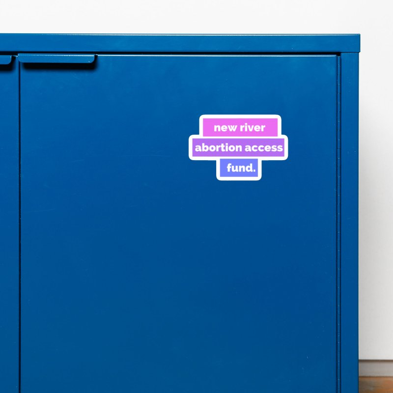 New River Abortion Access Fund Magnet Accessories Magnet by New River Abortion Access Fund Shop