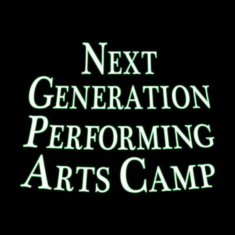 The Original by Next Generation Performing Arts Camp Shop