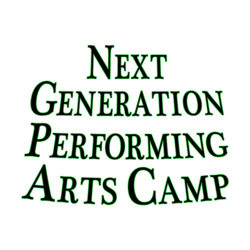 Alternate Design by Next Generation Performing Arts Camp Shop