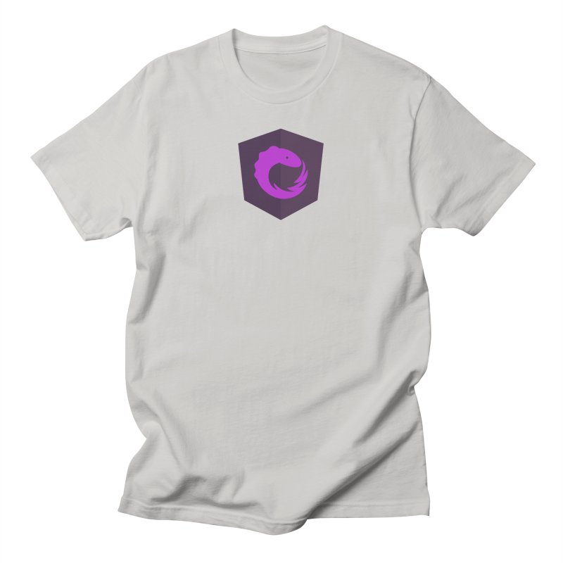 logo Men's T-Shirt by NgRx