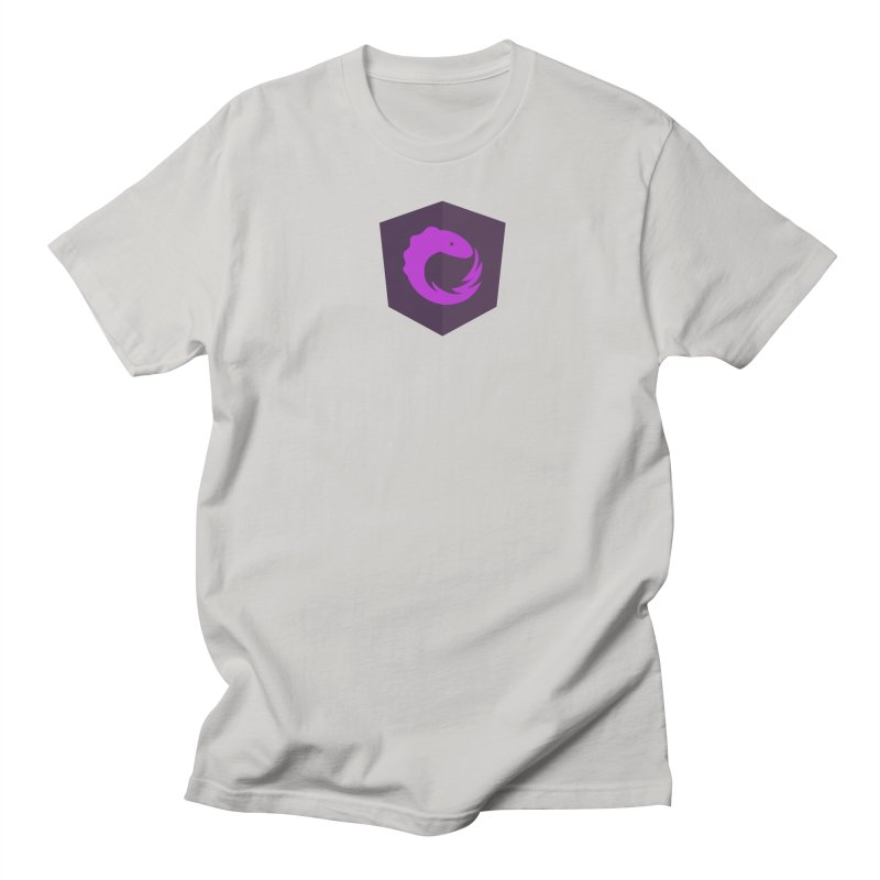 logo Men's T-Shirt by NgRx