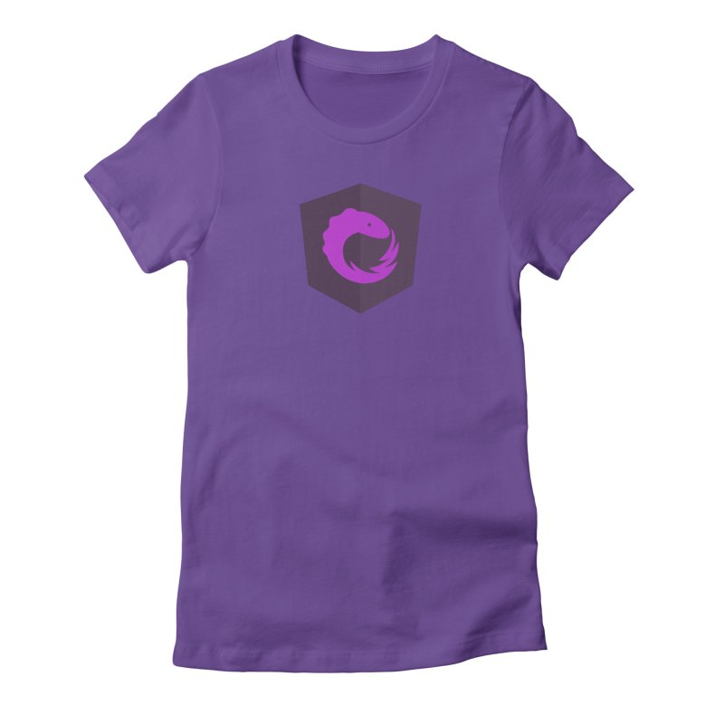 logo Women's T-Shirt by NgRx