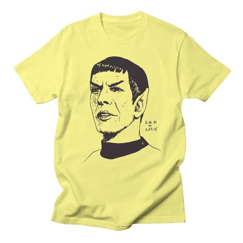 RIP Leonard Men's T-Shirt by nhanusek's Artist Shop