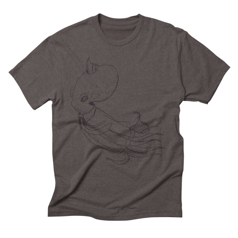 Don't Step On It Men's Triblend T-Shirt by nhanusek's Artist Shop