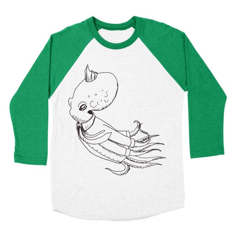 Don't Step On It Men's Baseball Triblend T-Shirt by nhanusek's Artist Shop