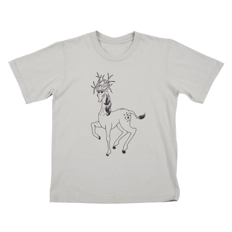 Buffadilo Kids T-Shirt by nhanusek's Artist Shop