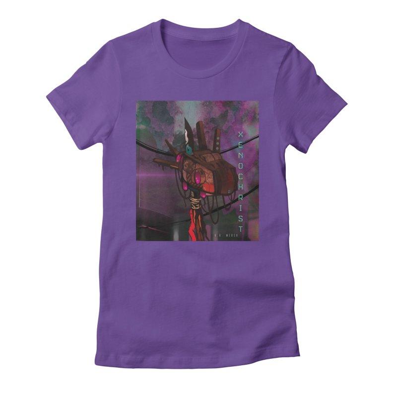XENOCHRIST Cover Women's T-Shirt by nhweberbooks's Artist Shop