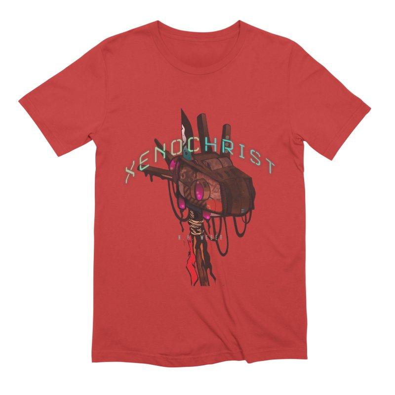 X-5 Men's T-Shirt by nhweberbooks's Artist Shop