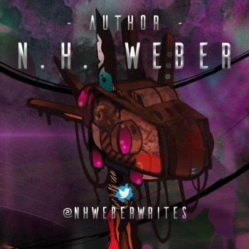 nhweberbooks's Artist Shop Logo