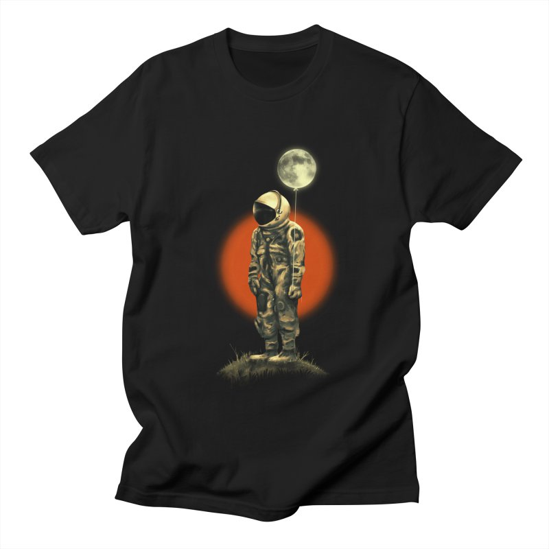 Fly Me To The Moon Women's Regular Unisex T-Shirt by nicebleed