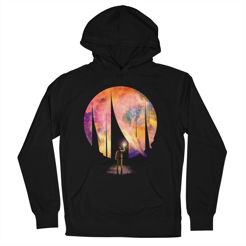 Unknown II Women's French Terry Pullover Hoody by nicebleed