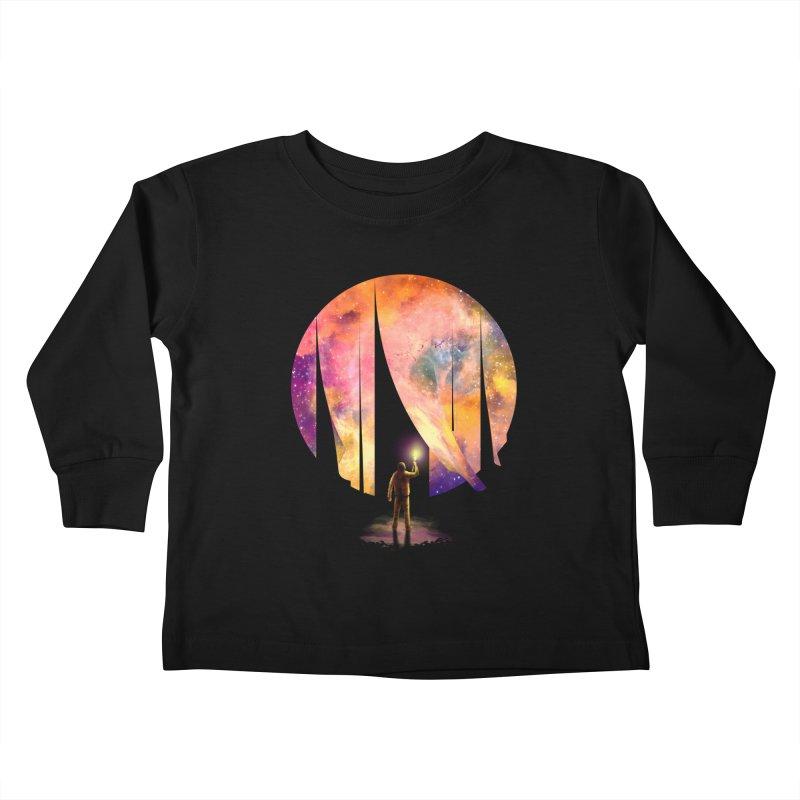 Unknown II Kids Toddler Longsleeve T-Shirt by nicebleed