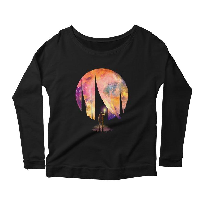 Unknown II Women's Scoop Neck Longsleeve T-Shirt by nicebleed