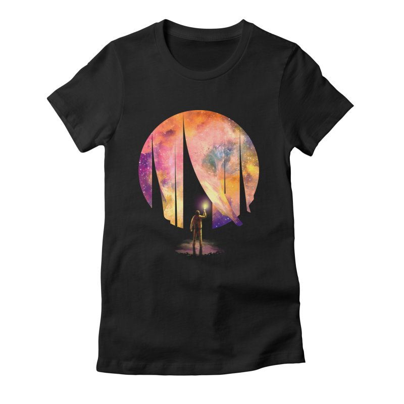 Unknown II Women's Fitted T-Shirt by nicebleed