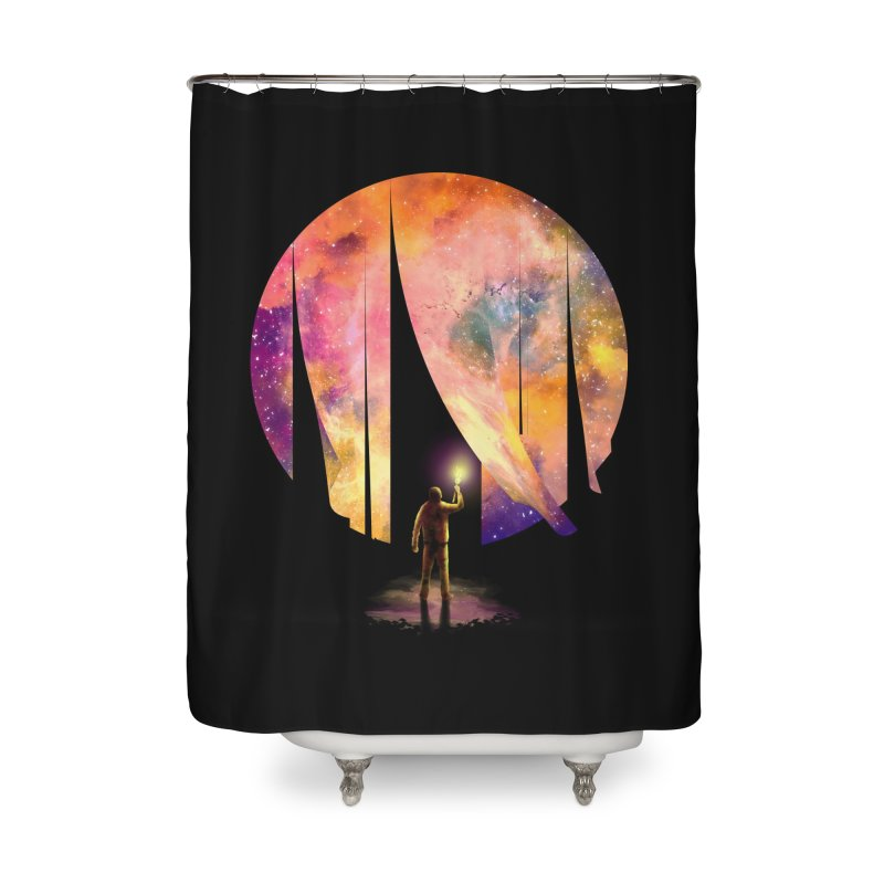 Unknown II Home Shower Curtain by nicebleed