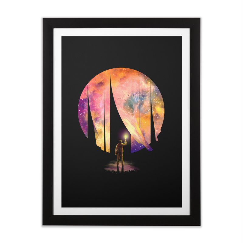 Unknown II Home Framed Fine Art Print by nicebleed