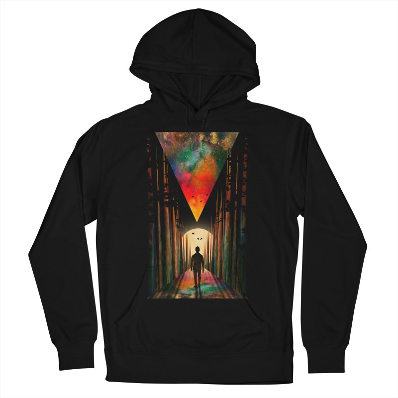 Chasing Sunset Women's French Terry Pullover Hoody by nicebleed