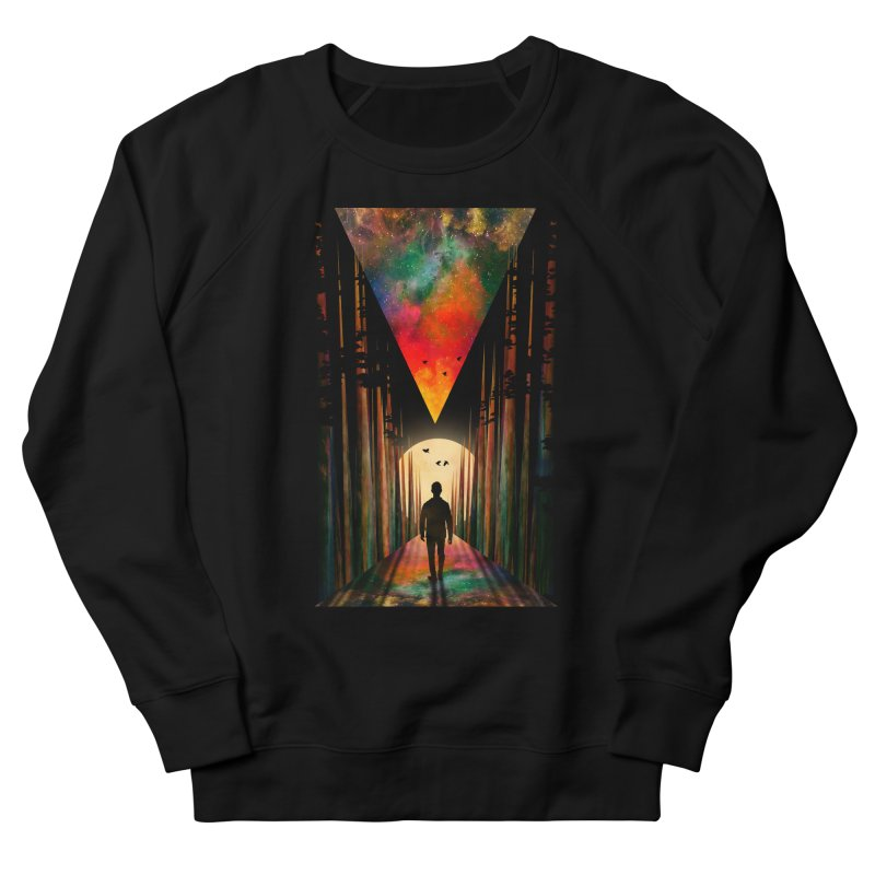 Chasing Sunset Men's French Terry Sweatshirt by nicebleed