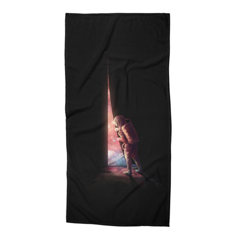 The Opening Accessories Beach Towel by nicebleed