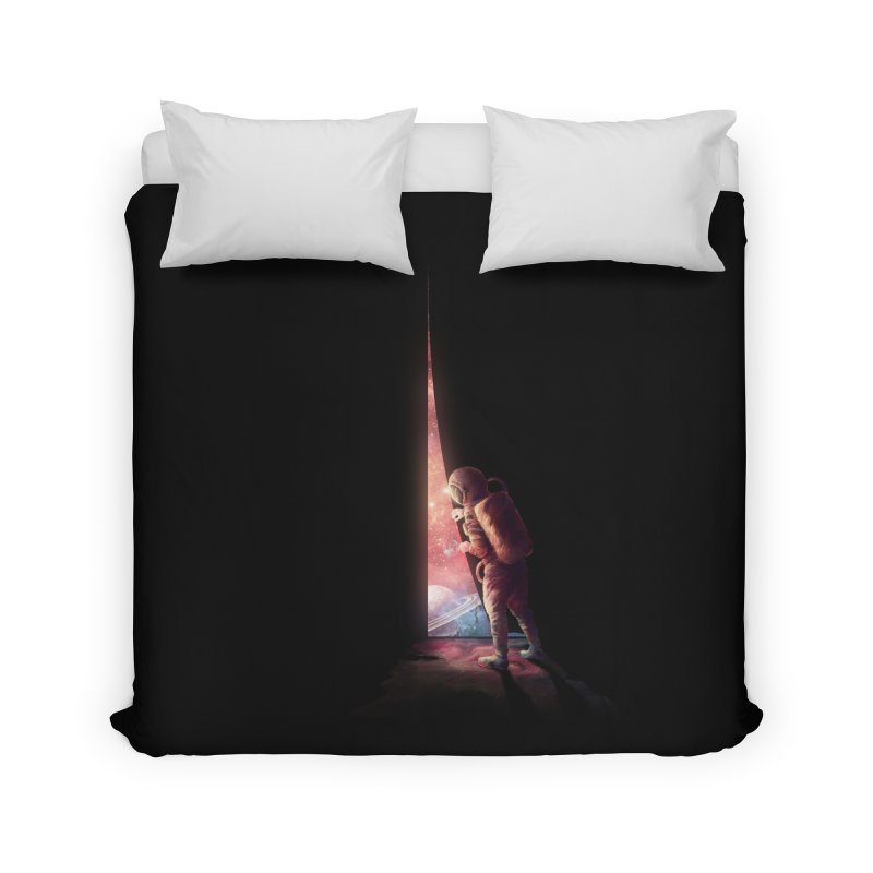 The Opening Home Duvet by nicebleed