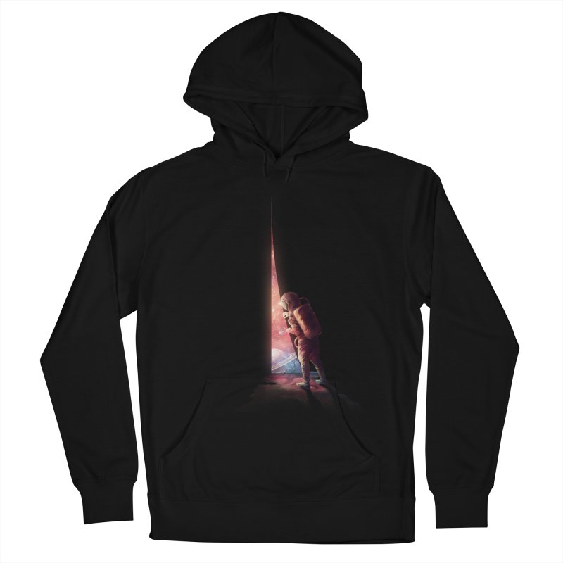 The Opening Women's French Terry Pullover Hoody by nicebleed