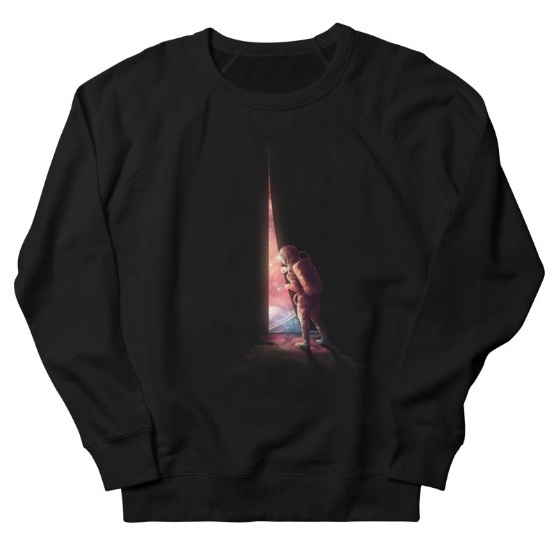The Opening Men's French Terry Sweatshirt by nicebleed
