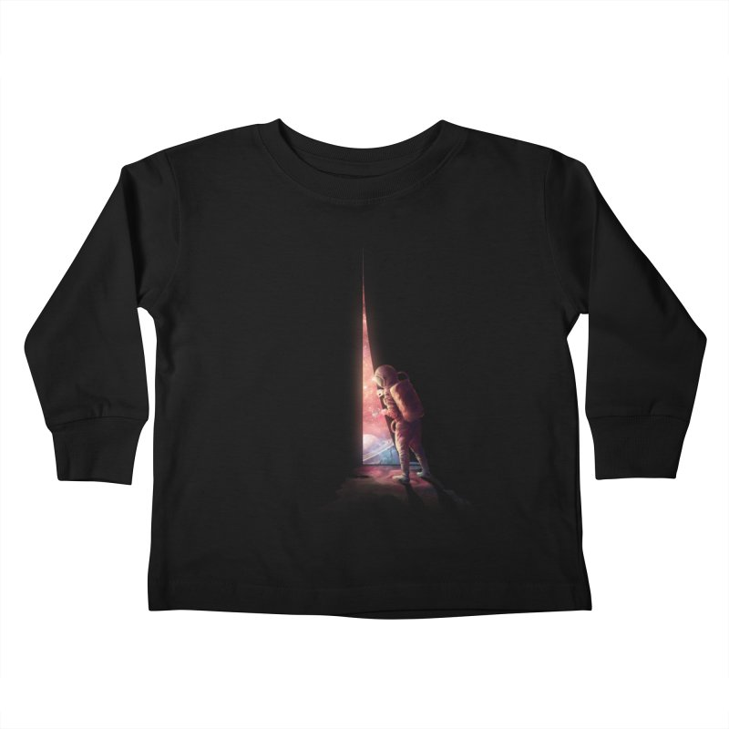 The Opening Kids Toddler Longsleeve T-Shirt by nicebleed
