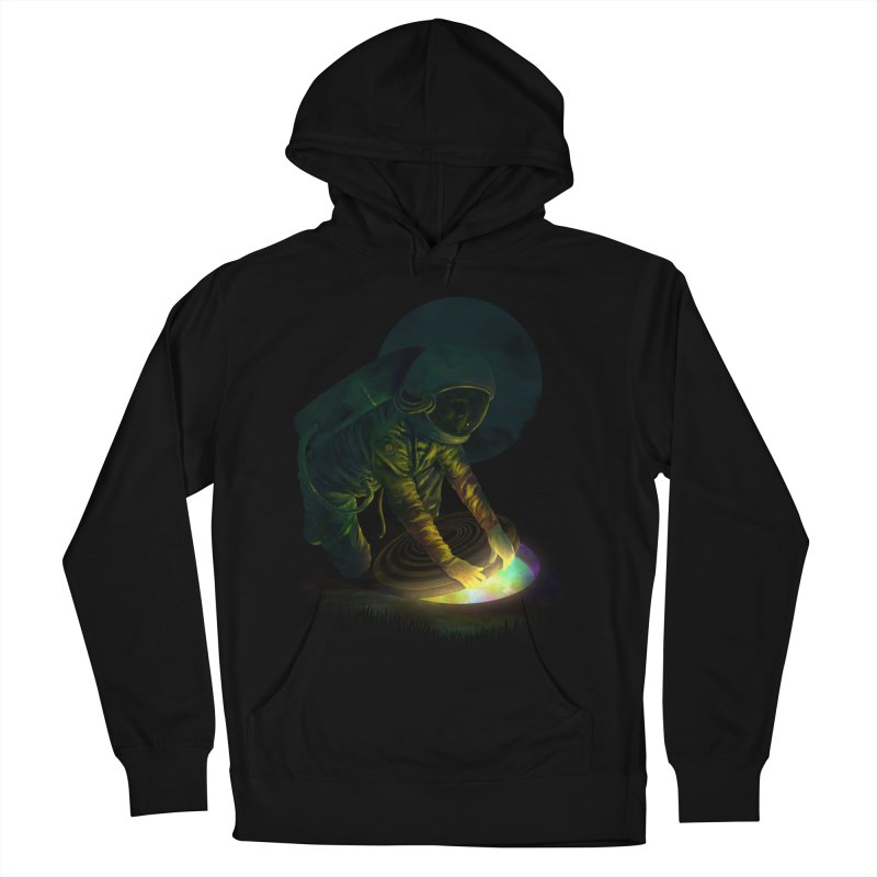 The Opening II Women's French Terry Pullover Hoody by nicebleed