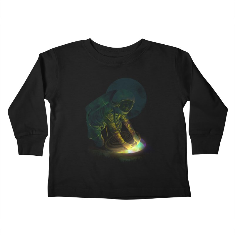 The Opening II Kids Toddler Longsleeve T-Shirt by nicebleed