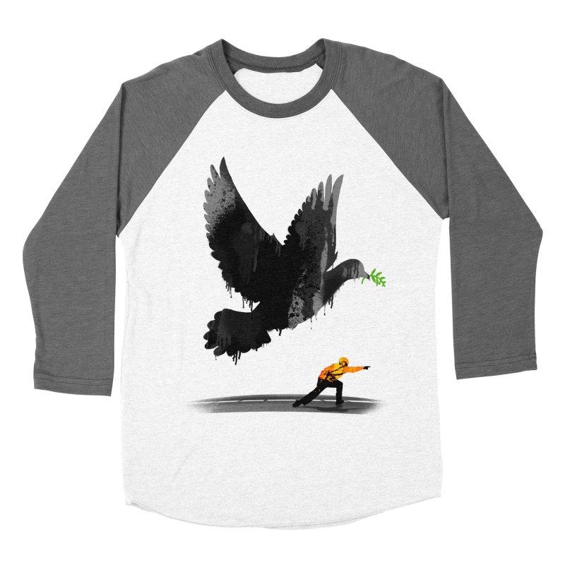 Take Off Men's Baseball Triblend Longsleeve T-Shirt by nicebleed