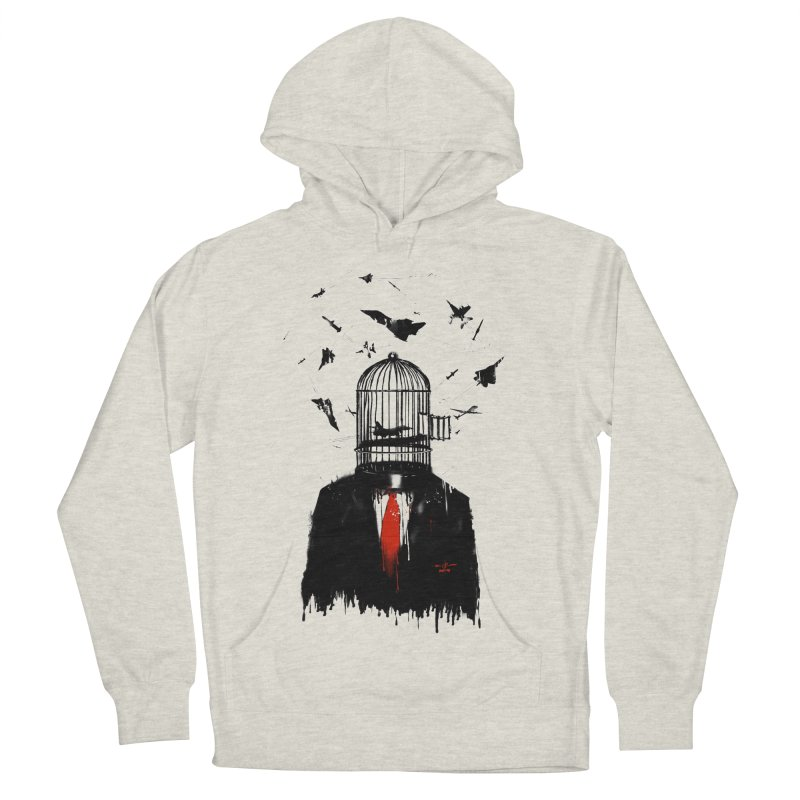Free Birds Women's French Terry Pullover Hoody by nicebleed
