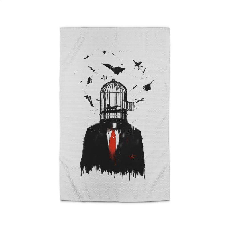 Free Birds Home Rug by nicebleed
