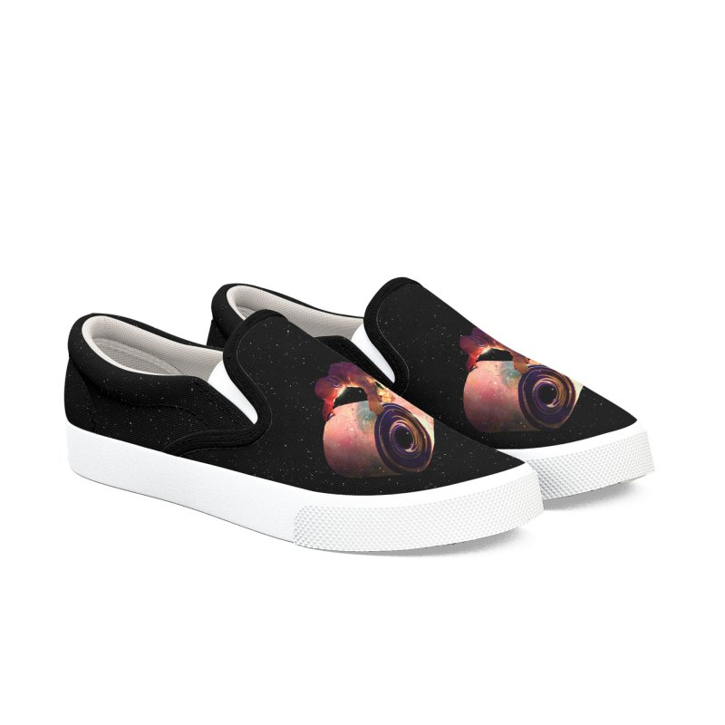 Roll Out Women's Slip-On Shoes by nicebleed