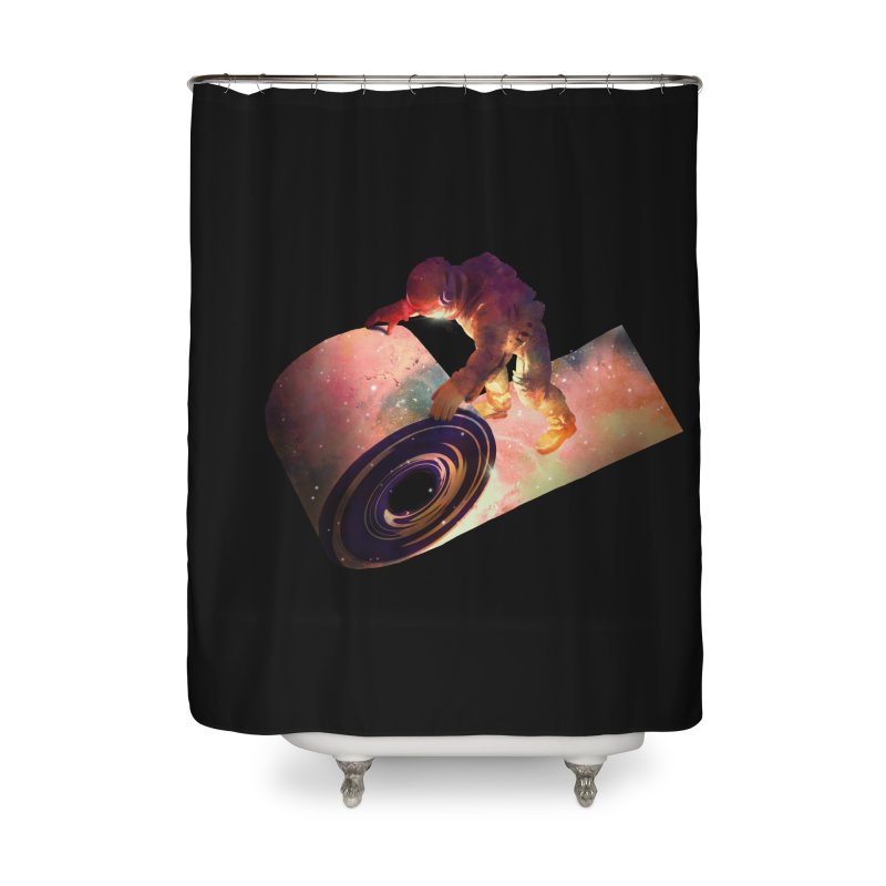 Roll Out Home Shower Curtain by nicebleed