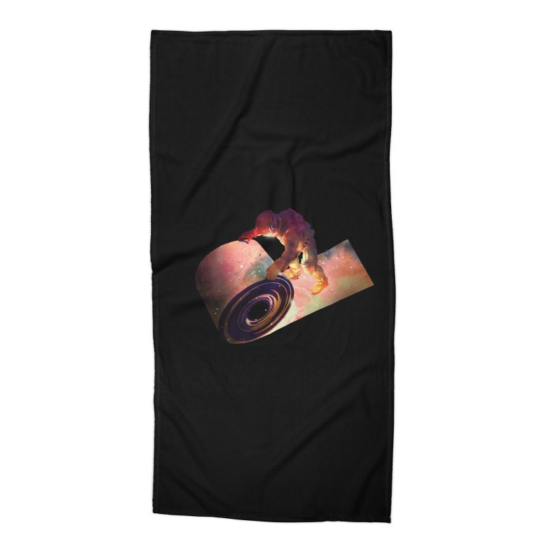 Roll Out Accessories Beach Towel by nicebleed