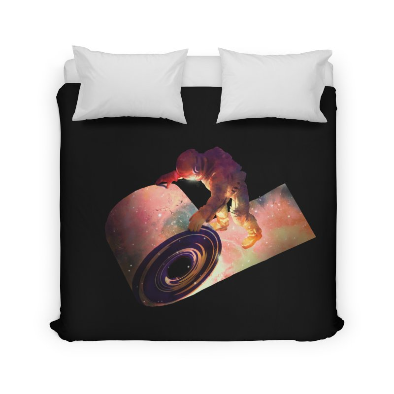 Roll Out Home Duvet by nicebleed